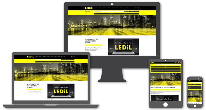 New LEDiL.com