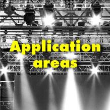 LEDiL Application Areas