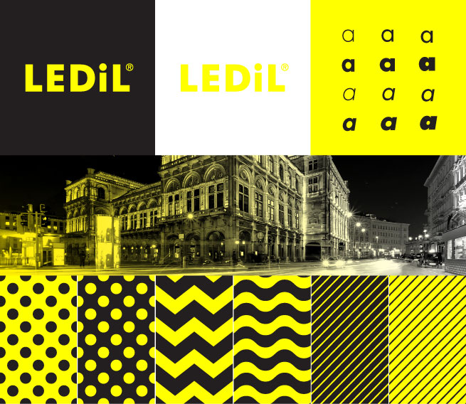 LEDiL's new visual design