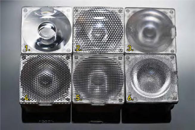 tir lens types