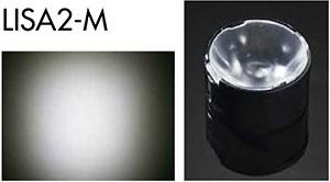 medium beam tir lens