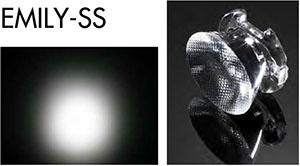 smooth spot tir lens