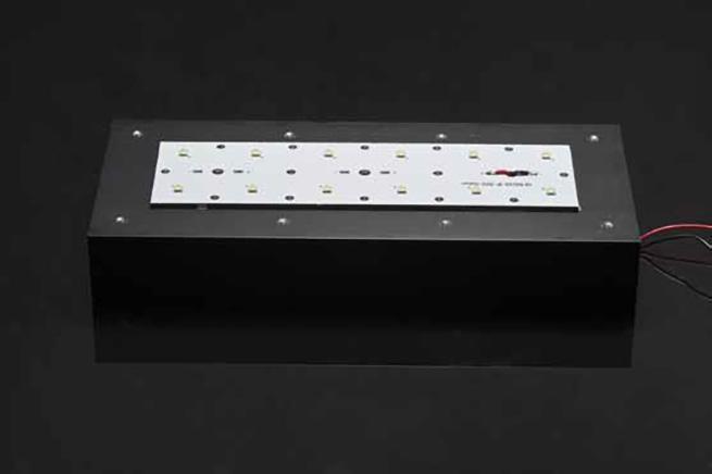 2x6 heat sink installation