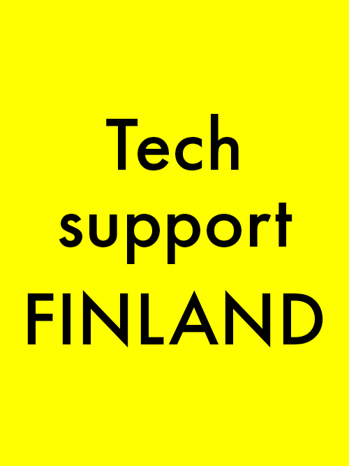 Tech Support Finland
