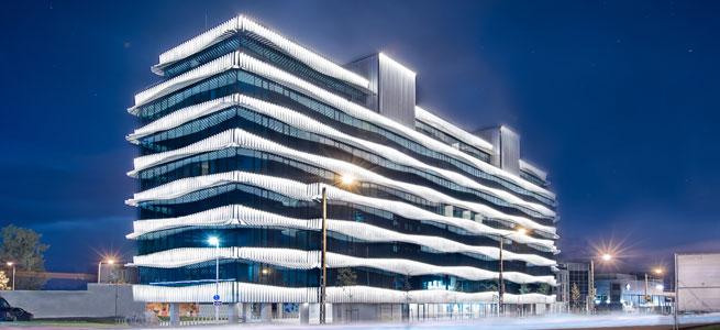 LAEV architectural lighting