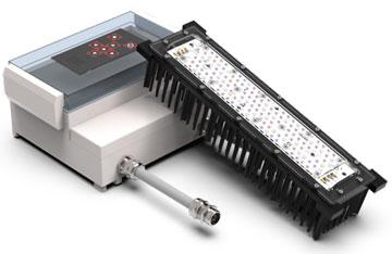 Cezos GrowEmity Reference Design with LEDiL DAHLIA LED optics