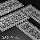 LEDiL 2X6 LED optics now in PC
