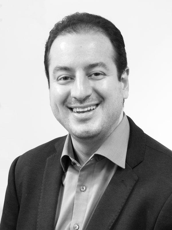Sales contact Bruno Musolino