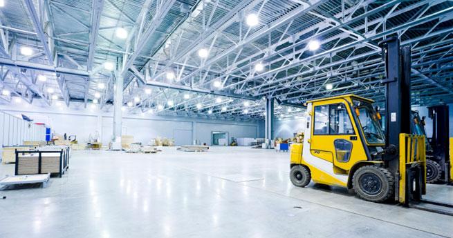 highbay, retail and catenary lighting