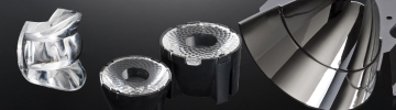 Check out LEDiL LED optics for architectural outdoor lighting