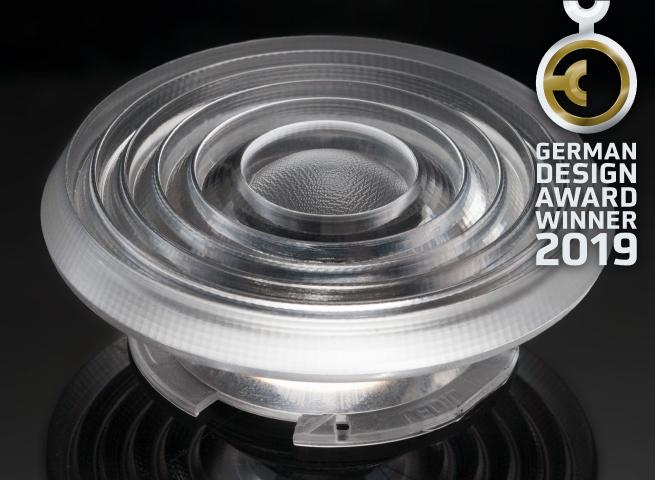 LEDiL MOLLY winner in German Design Award 2019