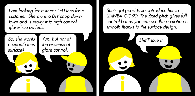 LEDiL LEDiNA introduces LINNEA-GC-90 for demanding retail lighting applications