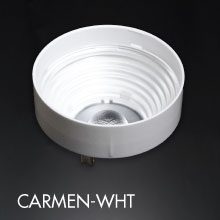 LEDiL New products: CARMEN optics in white