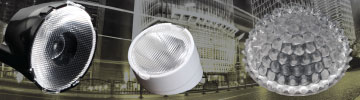 Check LEDiL products for architectural outdoor lighting applications