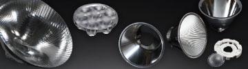 Check LEDiL optics for track and spot lighting applications