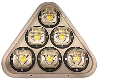 Cree streetlight with LEDiL STELLA-G2-T3 optics