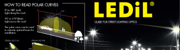 LEDiL Guide for street lighting optics