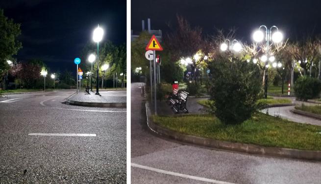 Park lighting with LEDiL ZORYA optics