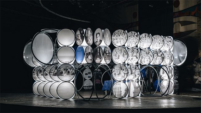 Ledshop uses LEDiL ZORYA optics to light up Estonia 100 lighting installation