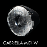 LEDiL new GABRIELLA-MIDI-W optics