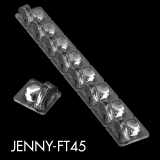 LEDiL JENNY-FT45 and JENNY-8X1-FT45