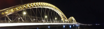 Read more about Boos Lighting case of bridge lighting on Volga