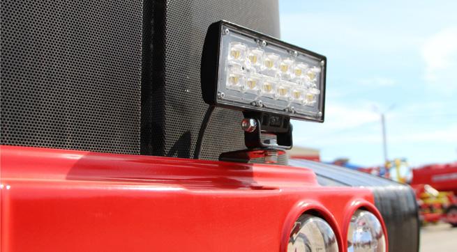 LEDiL STRADA-IP-2X6 optics used in GM TRAC LED headlight