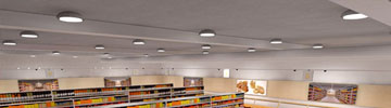 Read more about highbay retail lighting with VICTORIA-W