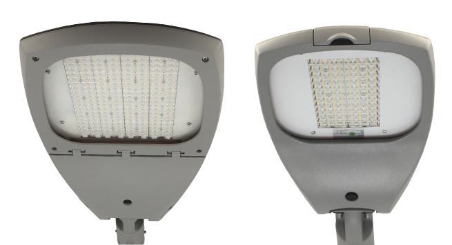 Energyplus using LEDiL STRADELLA-16 street lighting optics