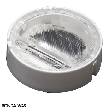 RONDA-WAS used in Rimani bedhead lighting design