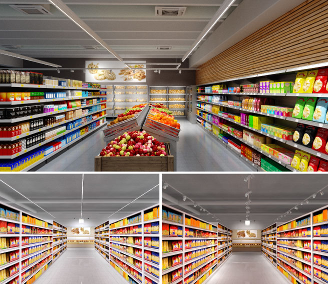 Join LEDiL webcast and learn everything there is to know about supermarket lighting