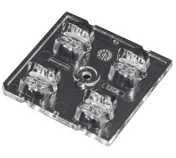 LEDiL STRADA-2X2-FS3 used in tunnel lighting
