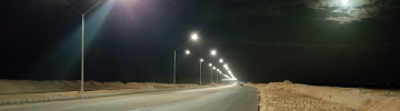 Check LEDiL case story of street lighting using MX series optics