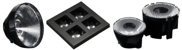 LEDiL LED lenses for retail lighting