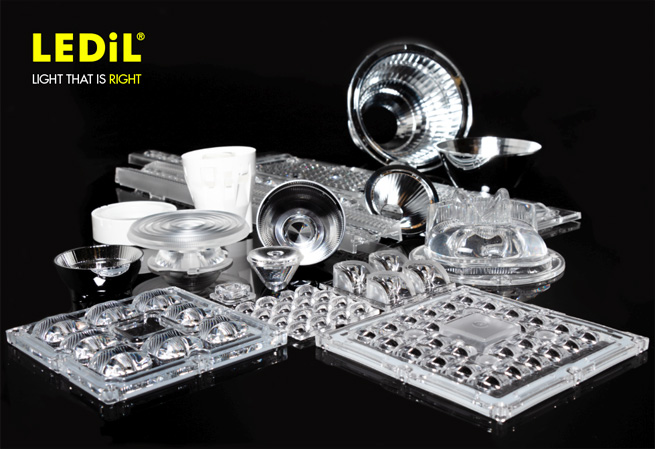 LEDiL LED optics