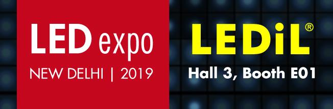 LEDiL at LED expo 2019