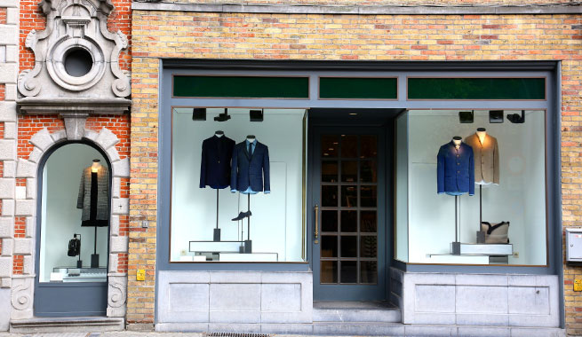Importance of light intensity and colour in fashion retail lighting