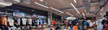 Read retail supermarket lighting FLORENCE-3R case story