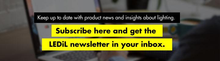 Subscribe to LEDiL newsletter