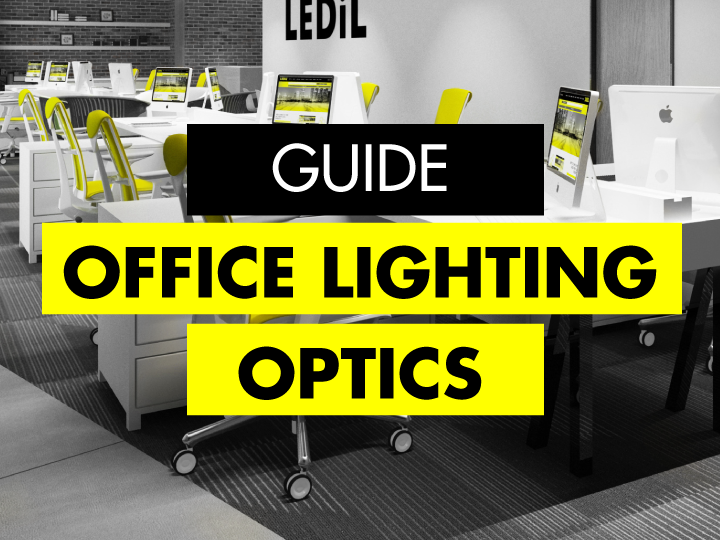 LEDiL office lighting optics guide