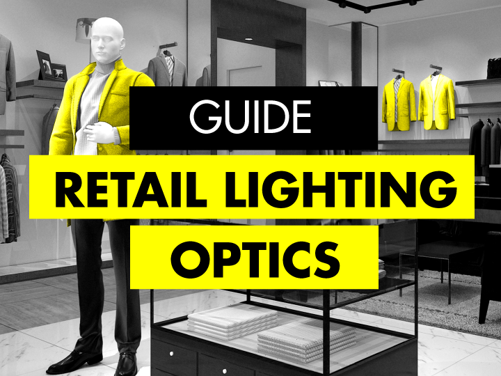 LEDiL retail lighting optics guide
