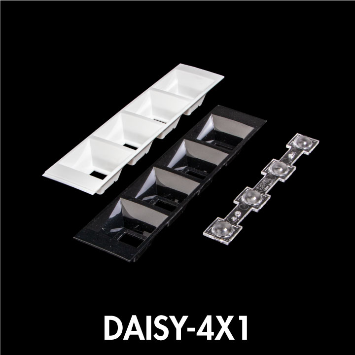 LEDiL DAISY-4X1 Dark Light optics