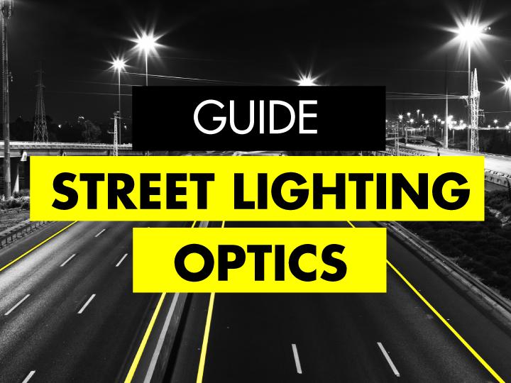 LEDiL street lighting optics guide