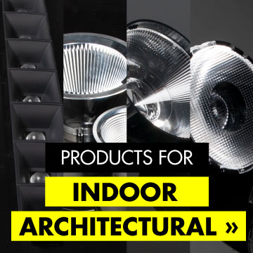 LEDiL products for indoor architectural lighting