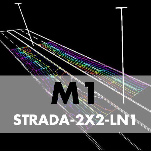 m1 street example