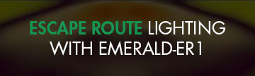 escape route lighting