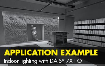 indoor lighting-with-DAISY-7X1-O