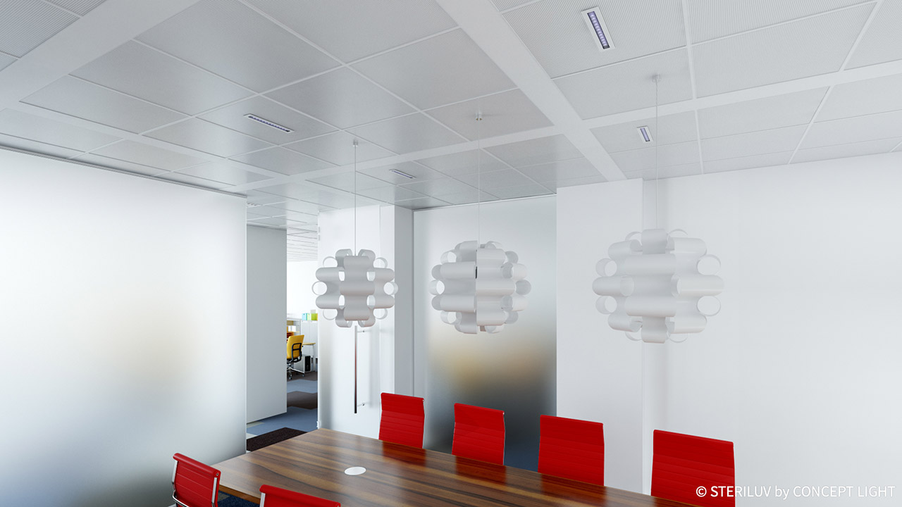Concept Light - STERILUV EVO office - LEDiL 06