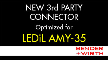 3rd party connector for AMY-35